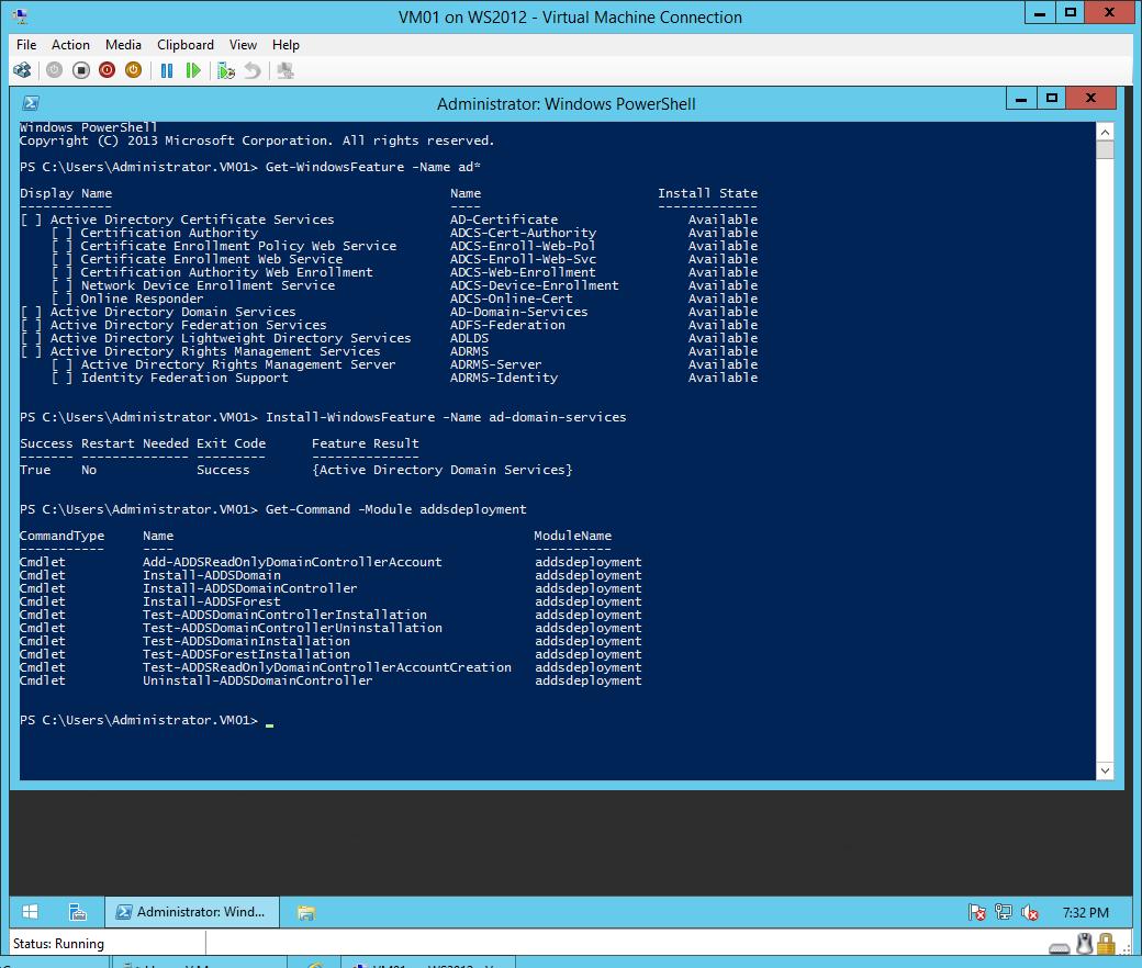 Configuring A Single Windows Server 2012 R2 Active Directory Domain