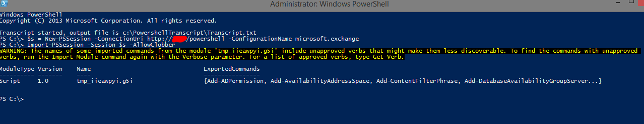 Converting a User Mailbox to Resource Room Mailbox using PowerShell