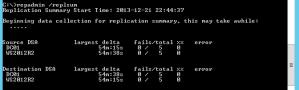 metadatacleanup05repadminnoerrors