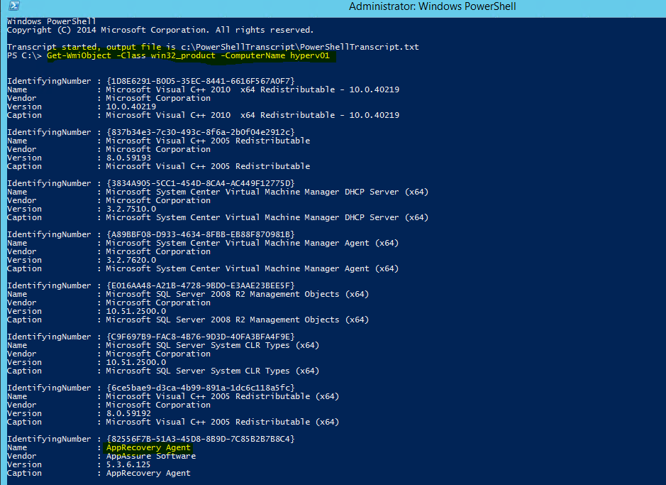 Uninstalling Software with Powershell  | Chinny Chukwudozie, Cloud