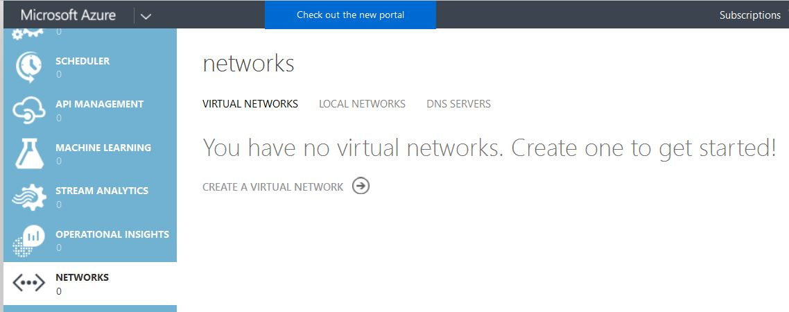 Configuring Azure Site to Site VPN to my On-Premise