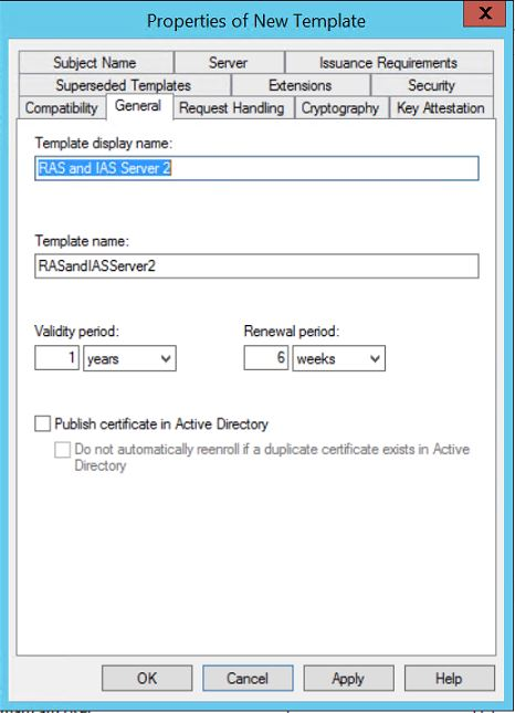 Secure Wireless Access and Authentication with Radius on WS2012R2